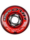 HI-LO Clinger XXX Grip Indoor Hockey Wheels