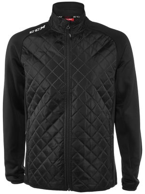 Ccm Quilted Team Jackets Ice Warehouse