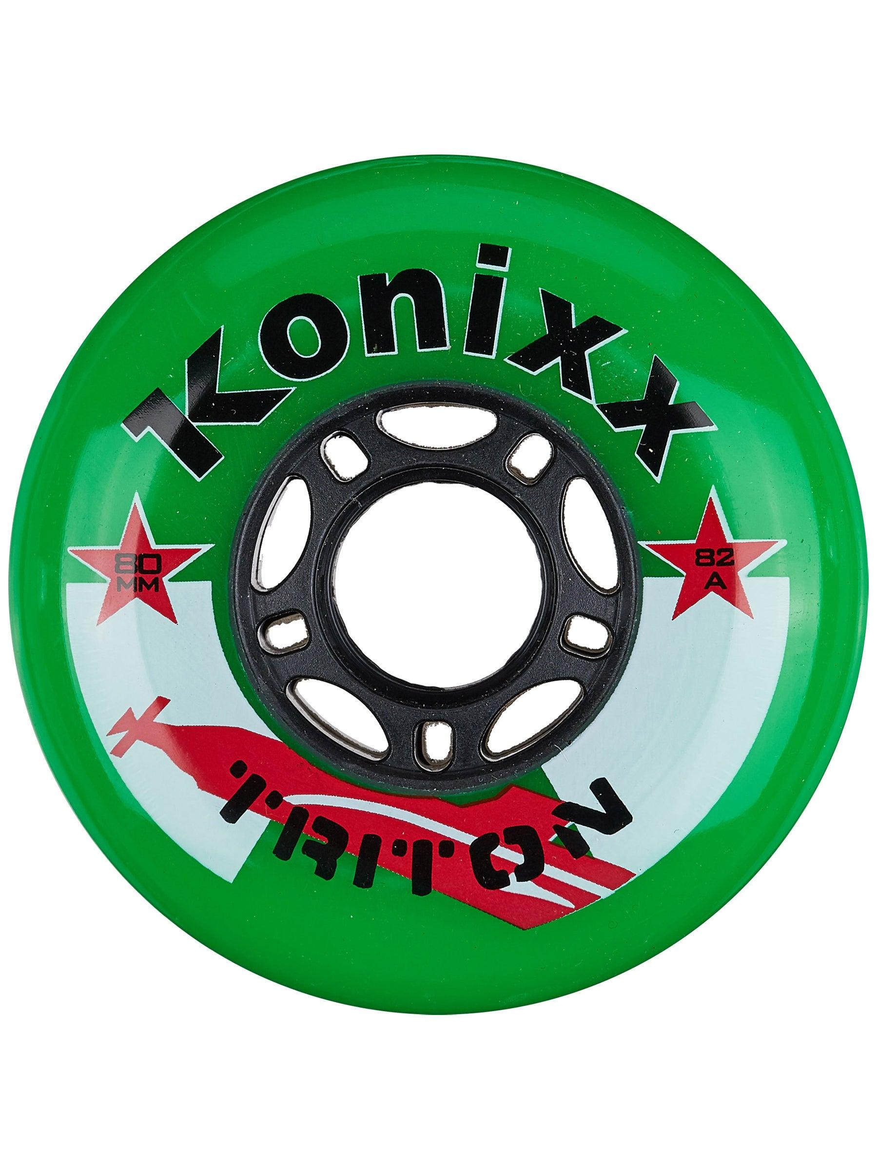 Revision Wheel Inline Roller Hockey Clinger Orange 68mm 82A