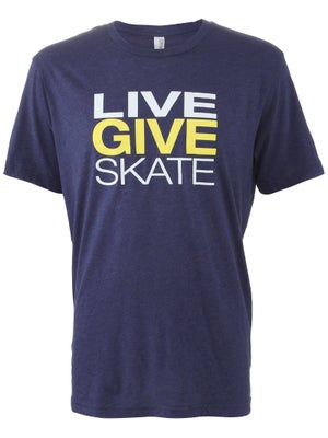 Live Give Skate Men's Shirt