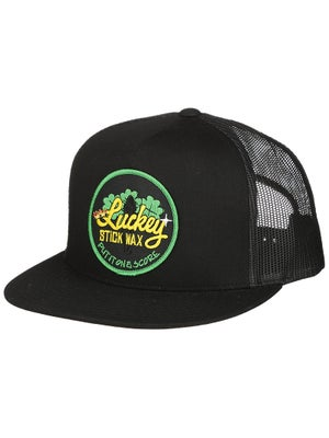 Luckey Logo Mesh Trucker Hockey Hat