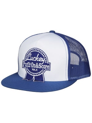 Luckey PBR Mesh Trucker Hockey Hats