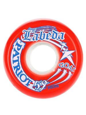 Labeda Patriot Goalie Hockey Wheel 59mm 82A