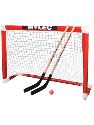 Mylec Deluxe Folding Hockey Goal Set Junior 40