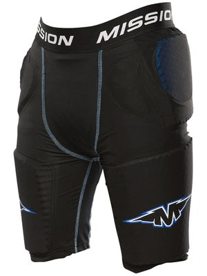 Mission Elite Relaxed Roller Hockey Girdle Jr 2014