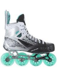 2d996a354a1 Mission Inhaler FZ-0 Roller Hockey Skates Senior - Inline Warehouse