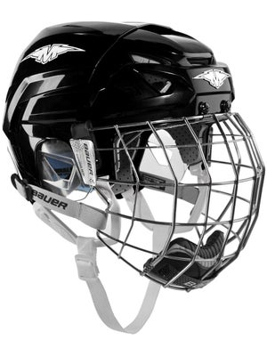 Mission Inhaler Hockey Helmets w/Cage