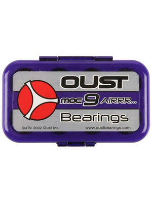 OUST MOC 9 Air 608 Bearings 8 Pack