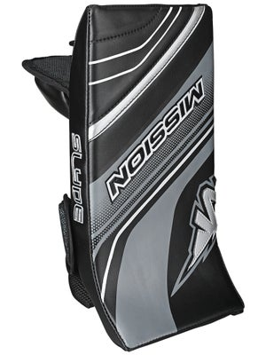 Mission Slyde Series Goalie Blockers Sr