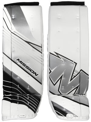 Mission Slyde Series Goalie Leg Pads Sr