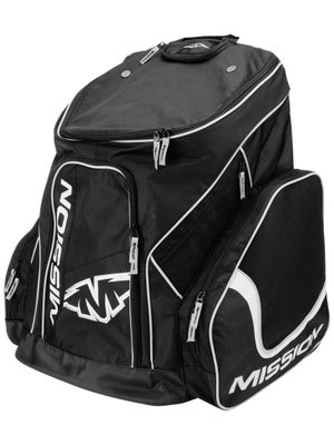 Mission Hockey Wheeled Gear Backpack Pro 25