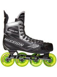 2a9c38b4459 Mission Inhaler NLS4 Roller Hockey Skates Junior - Inline Warehouse