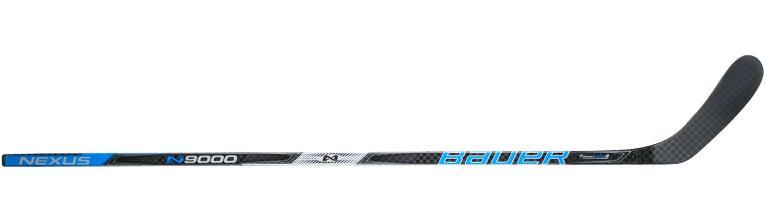 Bauer Nexus N9000 Grip Hockey Sticks Sr 2017