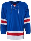 New York Rangers Bauer 900 Uncrested Jerseys Sr