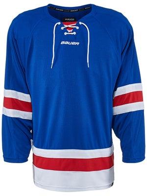 best sneakers 7bb1f ee4c3 Bauer 900 Uncrested Jerseys New York Rangers