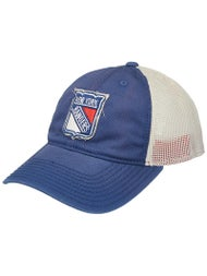 52c667a20e1 New York Rangers CCM Adjustable Slouch NHL Hat - Ice Warehouse