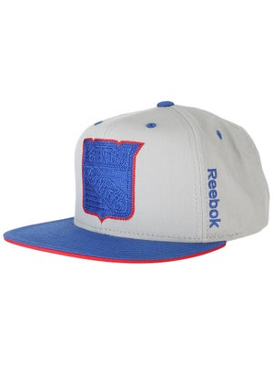best service db40d dfc2b ... norway new york rangers reebok center ice snapback nhl hat 21c64 ab2ae