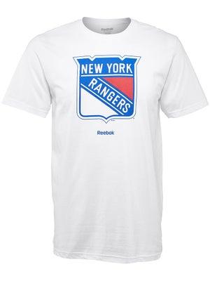 New York Rangers Reebok NHL Primary Logo Shirt Senior 64945c239