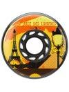 UnderCover Team Powerblade Inline Wheels 4pk