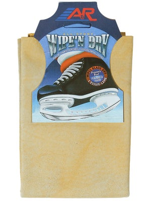 A&R Wipe 'N Dry Ice Skate Blade Cloth