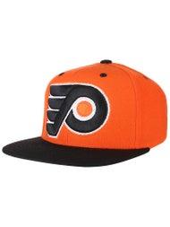 Philadelphia Flyers Reebok Face-Off Snapback NHL Hat 14d912ddfb2