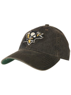 Pittsburgh Penguins CCM Distressed Slouch NHL Hat 53f363798e88