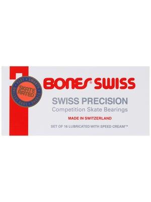 Bones Swiss Skate Bearings 608 16 Pack