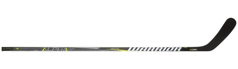 Warrior Alpha QX Sticks Senior