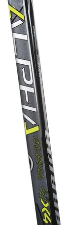 9b19c37a059 Warrior Alpha QX4 Grip Sticks Senior - Ice Warehouse