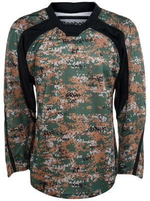 Reebok Edge Hockey Jersey Camo Jr