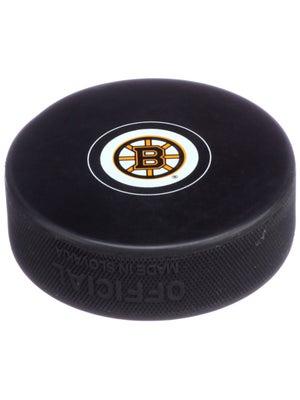 Sherwood NHL Team Autograph Logo Ice Hockey Pucks