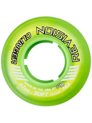 Revision Clinger Goalie Hockey Wheels 47mm