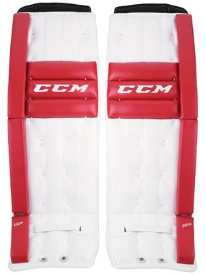 CCM Retro Flex 550 Goalie Leg Pads Sr