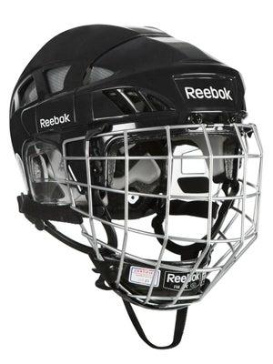 Reebok 7K Hockey Helmets w/Cage Sz Small