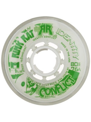 Rink Rat Identity Conflict Hockey Wheels