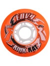 Rink Rat Envy Pro Street Outdoor Wheel Orange 64mm 84A