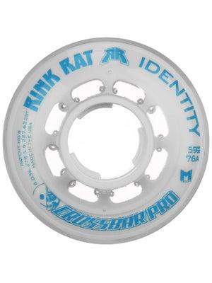 Rink Rat Identity Crossbar Pro Goalie Hockey Wheel 59mm