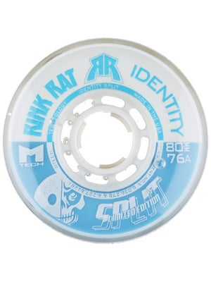 Rink Rat Identity Split Hockey Wheels LE