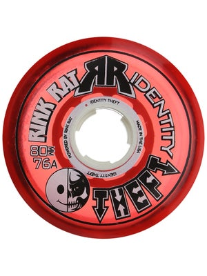 Rink Rat Identity Theft Hockey Wheels