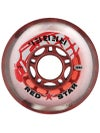 Red Star Rebel Hockey Wheels