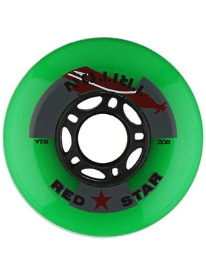 Red Star Triton Outdoor Hockey Wheels
