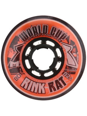 Rink Rat World Cup Pro All-Purpose Hockey Wheels