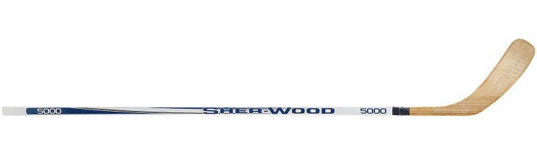 Sherwood 5000 Wood Hockey Sticks Jr