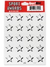 SportStar Hockey Helmet Star Award Decal Sets
