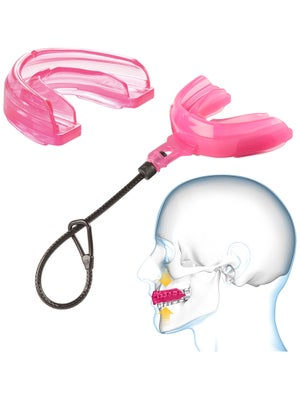 Shock Doctor Braces Mouthguards PINK