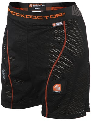 Shock Doctor Girl's Core Loose Hockey Jill Short