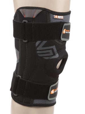 Shock Doctor Knee Stabilizer w/Flexible Support Stays