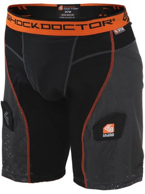 Shock Doctor Ultra Hybrid Hockey Jock Short Sr