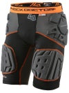 Shock Doc Ultra Shockskin Compression 5-Pad Short Jr Lg