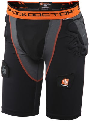 Shock Doc Ultra Shockskin Comp Hockey Jock Short Sr